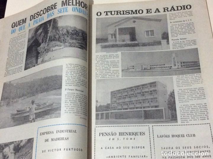 Coleccionismo de Revistas y Periódicos: Diário da manhã. Suplemento de 4 de Abril de 1970. Grandes dimensiones. - Foto 8 - 183826406