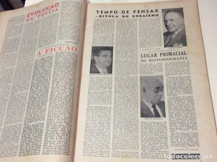 Coleccionismo de Revistas y Periódicos: Suplemento do Diario da manhã, 1966. Províncias do Minho aos Açores. - Foto 3 - 183828058