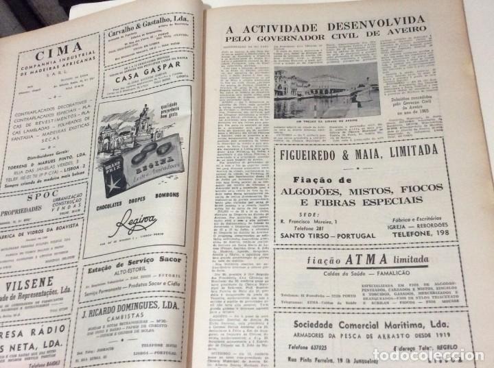 Coleccionismo de Revistas y Periódicos: Suplemento do Diario da manhã, 1966. Províncias do Minho aos Açores. - Foto 5 - 183828058