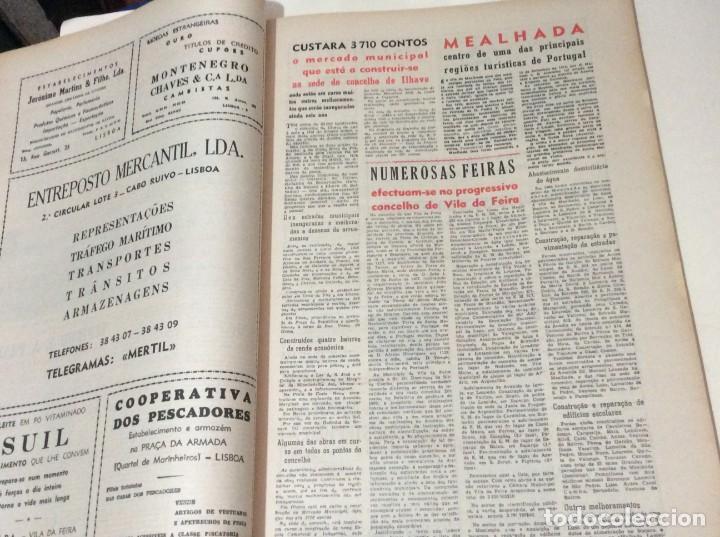 Coleccionismo de Revistas y Periódicos: Suplemento do Diario da manhã, 1966. Províncias do Minho aos Açores. - Foto 6 - 183828058