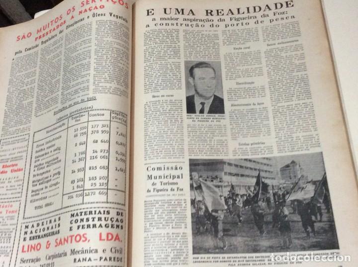 Coleccionismo de Revistas y Periódicos: Suplemento do Diario da manhã, 1966. Províncias do Minho aos Açores. - Foto 8 - 183828058