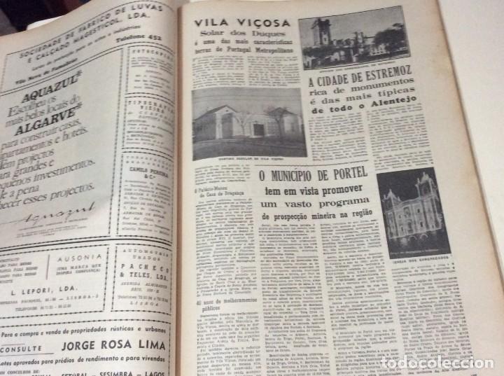 Coleccionismo de Revistas y Periódicos: Suplemento do Diario da manhã, 1966. Províncias do Minho aos Açores. - Foto 9 - 183828058