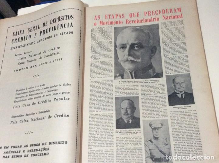 Coleccionismo de Revistas y Periódicos: Suplemento do Diario da manhã, 1966. Províncias do Minho aos Açores. - Foto 11 - 183828058