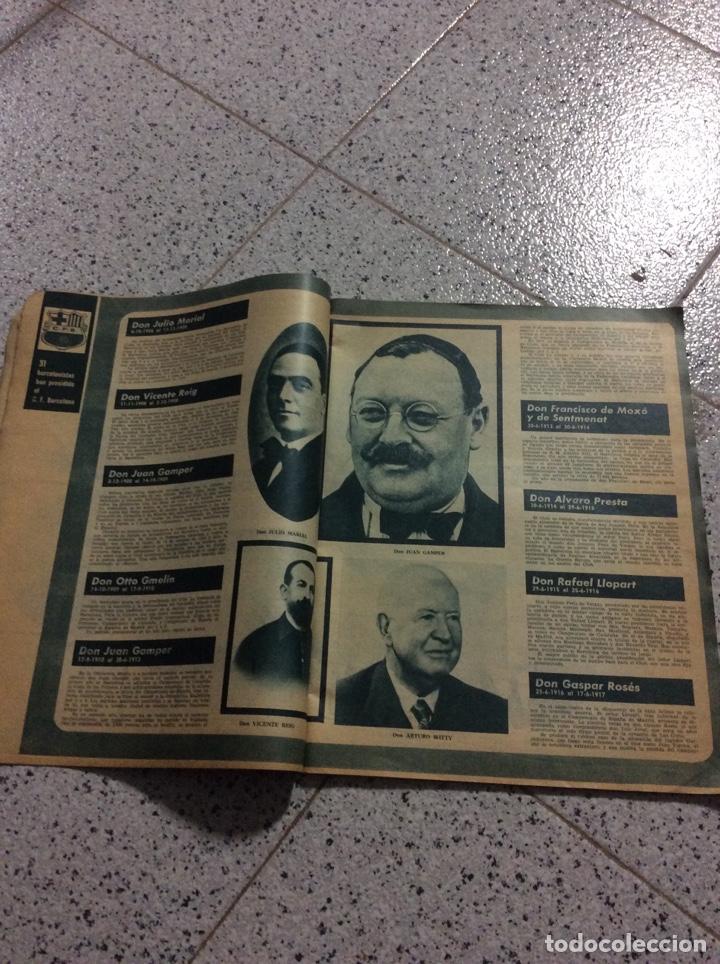 Coleccionismo de Revistas y Periódicos: Revist del Barcelona 1969 - Foto 3 - 183828688