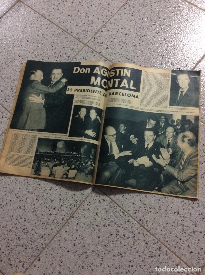 Coleccionismo de Revistas y Periódicos: Revist del Barcelona 1969 - Foto 7 - 183828688