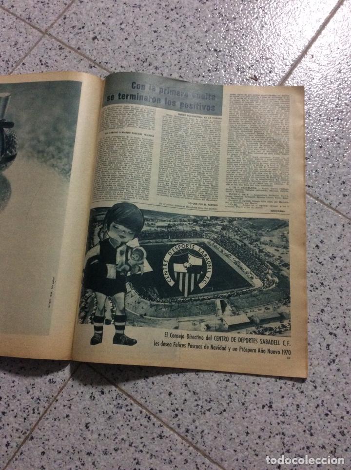 Coleccionismo de Revistas y Periódicos: Revist del Barcelona 1969 - Foto 8 - 183828688