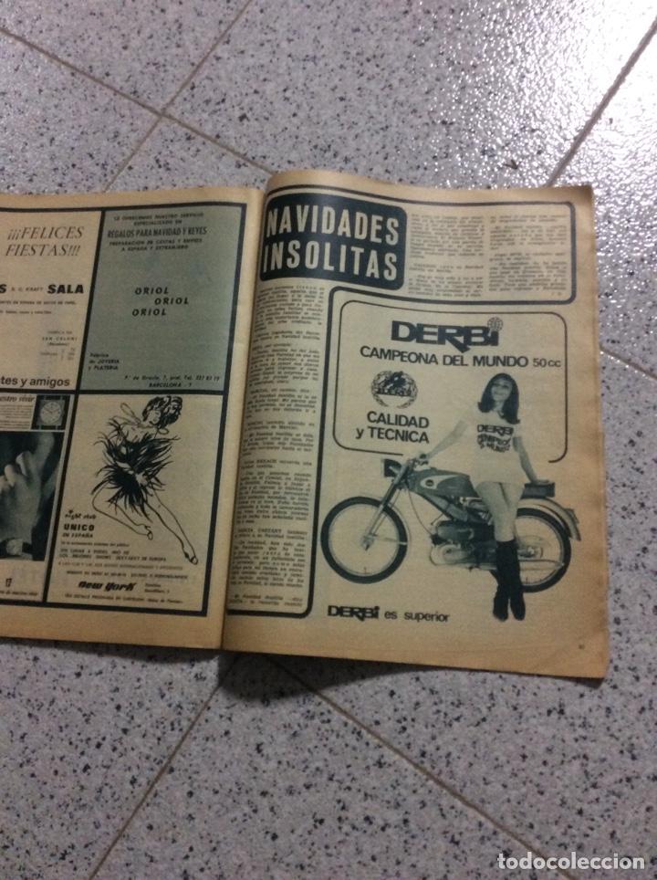 Coleccionismo de Revistas y Periódicos: Revist del Barcelona 1969 - Foto 9 - 183828688