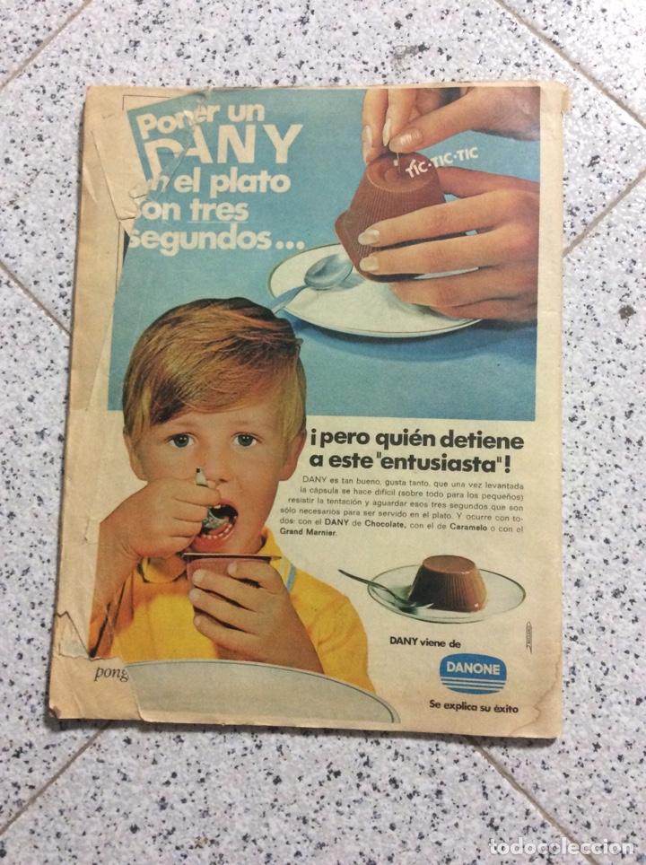 Coleccionismo de Revistas y Periódicos: Revist del Barcelona 1969 - Foto 10 - 183828688