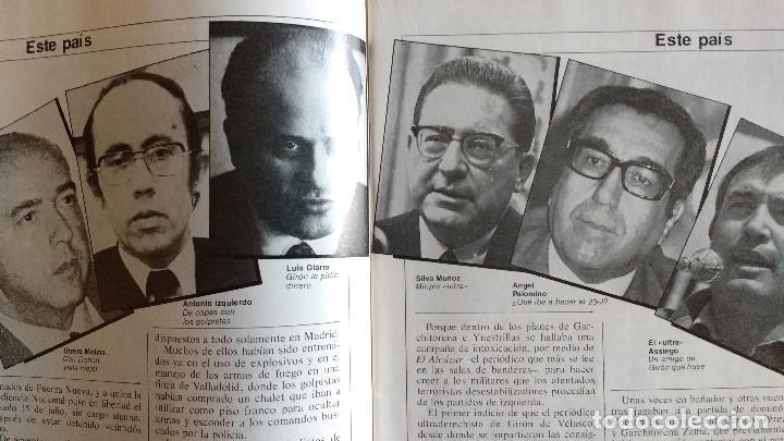 Coleccionismo de Revistas y Periódicos: CAMBIO 16 Nº 503-1981 - GIRON ACORRALADO - EXCLUSIVA 23-J EL SECUESTRO DEL REY - MOTO BMW - Foto 11 - 183844753