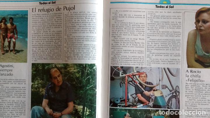 Coleccionismo de Revistas y Periódicos: CAMBIO 16 Nº 503-1981 - GIRON ACORRALADO - EXCLUSIVA 23-J EL SECUESTRO DEL REY - MOTO BMW - Foto 13 - 183844753