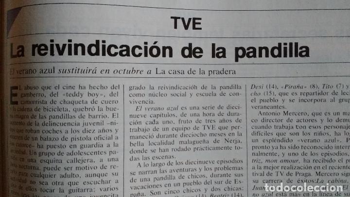 Coleccionismo de Revistas y Periódicos: CAMBIO 16 Nº 503-1981 - GIRON ACORRALADO - EXCLUSIVA 23-J EL SECUESTRO DEL REY - MOTO BMW - Foto 18 - 183844753