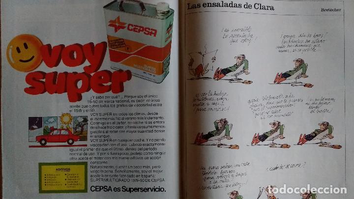 Coleccionismo de Revistas y Periódicos: CAMBIO 16 Nº 503-1981 - GIRON ACORRALADO - EXCLUSIVA 23-J EL SECUESTRO DEL REY - MOTO BMW - Foto 19 - 183844753