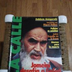 Coleccionismo de Revistas y Periódicos: REVISTA LA CALLE N.89 AÑO 79. Lote 183845627