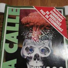Coleccionismo de Revistas y Periódicos: REVISTA LA CALLE N.55 AÑO 79. Lote 183846113
