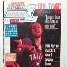 Coleccionismo de Revistas y Periódicos: REVISTA ROCK N ROLL POPULAR 1 MAGAZINE. Lote 183904036