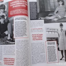 Coleccionismo de Revistas y Periódicos: CLAUDIA CARDINALE. Lote 184038440