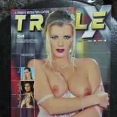 Coleccionismo de Revistas y Periódicos: TRIPLE X N° 54. PRIVATE. REVISTA PARA ADULTOS.. Lote 184090855