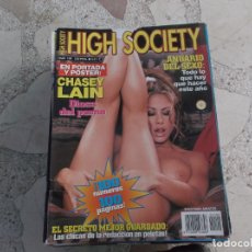 Coleccionismo de Revistas y Periódicos: HIGH SOCIETY ,Nº 100, REVISTA EROTICA SOLO PARA ADULTOS ,ESPAÑOLA. Lote 184091210