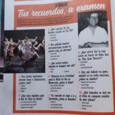 Coleccionismo de Revistas y Periódicos: CHICHO IBAÑEZ SERRADOR . Lote 184114958