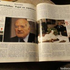 Coleccionismo de Revistas y Periódicos: ENTREVISTA A JOSEP TARRADELLAS - PUJOL SE EQUIVOCA - 4 PAGINAS AÑO 1983. Lote 184151488