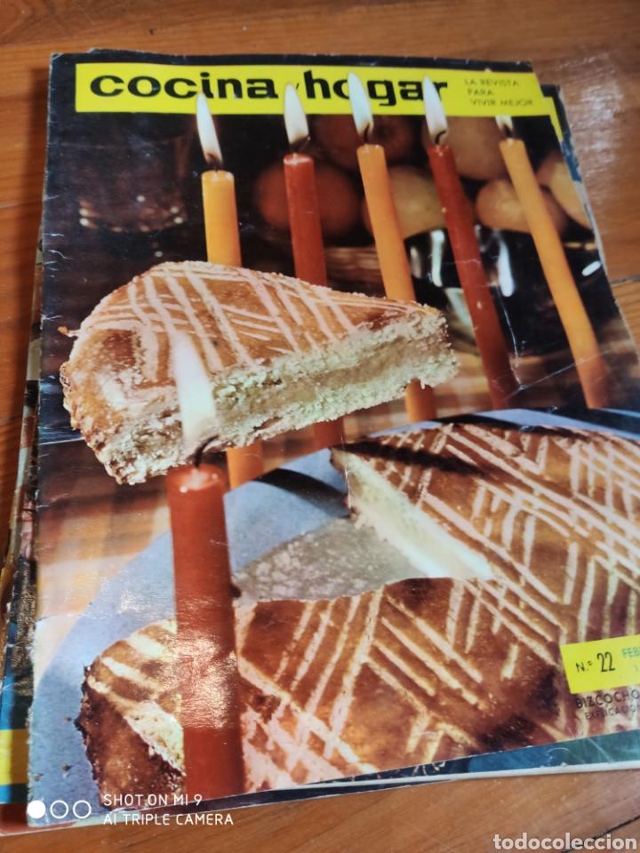 Coleccionismo de Revistas y Periódicos: Revista Cocina y hogar, 1964-1969 - Foto 4 - 184186746