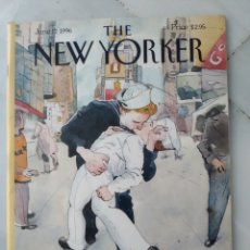 Coleccionismo de Revistas y Periódicos: REVISTA THE NEW YORKER. 1996.. Lote 184529788