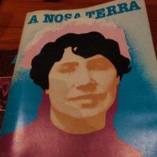 Coleccionismo de Revistas y Periódicos: A NOSA TERRA. ROSALÍA VIVA. Lote 184602600