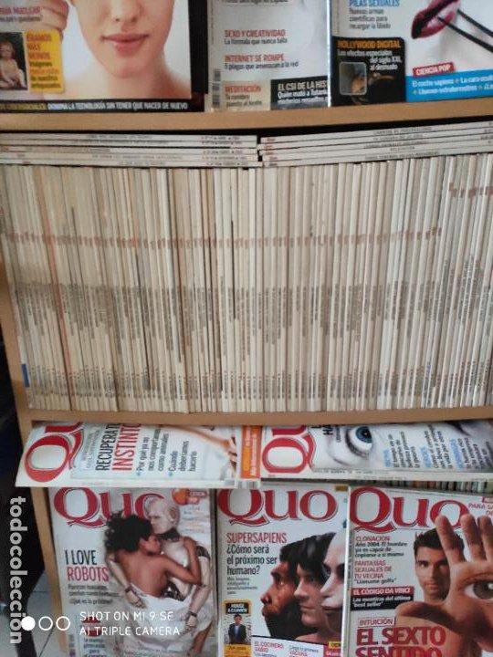 Coleccionismo de Revistas y Periódicos: QUO. Colección más de 125 numeros - Foto 2 - 184903892