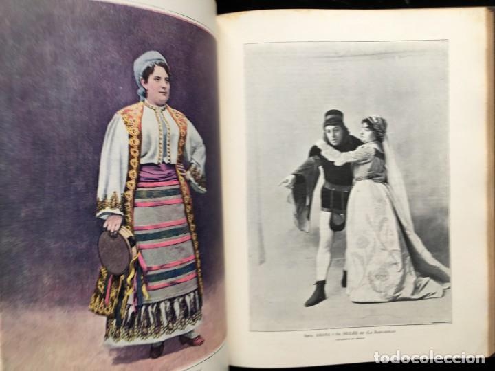 Coleccionismo de Revistas y Periódicos: REVISTA EL TEATRO - NÚMEROS 1 AL 27, AÑOS 1900 - 1901 Y 1902 - Foto 22 - 185467513
