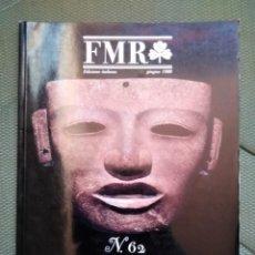 Coleccionismo de Revistas y Periódicos: FMR N 62 1988 MENSILE ITALIANO . Lote 185727915