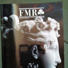 Coleccionismo de Revistas y Periódicos: FMR N 93 EDIZIONE ITALIANA 1992. Lote 185728365