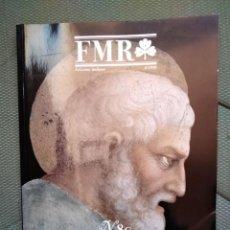 Coleccionismo de Revistas y Periódicos: FMR N 80 EDIZIONE ITALIANA 1990 . Lote 185728446