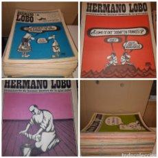 Coleccionismo de Revistas y Periódicos: HERMANO LOBO. Lote 185753527
