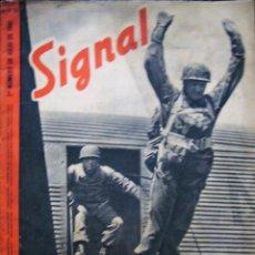 Coleccionismo de Revistas y Periódicos: SIGNAL - NÚMERO 13 - JULIO DE 1941. Lote 185941381