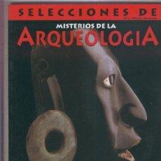 Coleccionismo de Revistas y Periódicos: SELECCIONES DE MISTERIOS DE LA ARQUEOLOGIA NUMERO 06. Lote 186059090