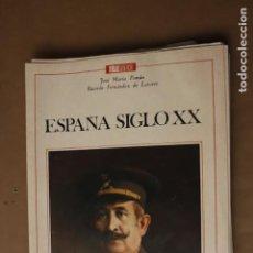 Coleccionismo de Revistas y Periódicos: ESPAÑA SIGLOXX - TELERADIO - JOSÉ MARÍA PEMÁN - RICARDO FERNÁNDEZ DE LATORRE - 44 FASCÍCULOS. Lote 186174388