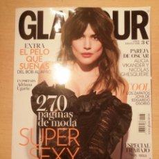Coleccionismo de Revistas y Periódicos: REVISTA GLAMOUR ABRIL 2016. Lote 186162766