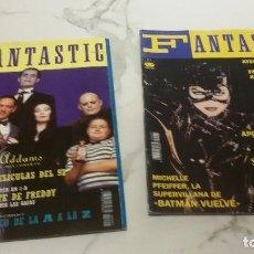 Coleccionismo de Revistas y Periódicos: REVISTAS FANTASTIC MAGAZINE. Lote 186253495