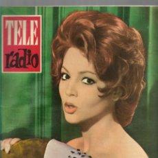 Colecionismo de Revistas e Jornais: TELE-RADIO NUM. 203, REVISTA DEL 13 DE NOVIEMBRE DE 1961. SARA MONTIEL. VER SUMARIO.. Lote 186269396