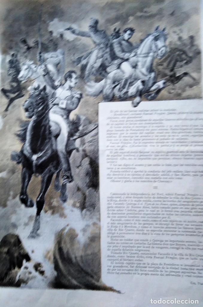 Coleccionismo de Revistas y Periódicos: LA ILUSTRACION ARTISTICA NUMERO DE AÑO NUEVO 1901 DEDICADO AL 2 DE MAYO - Foto 3 - 186300638