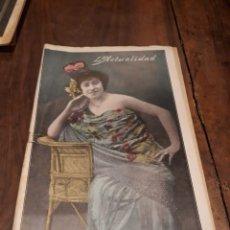 Coleccionismo de Revistas y Periódicos: REVISTA LA ACTUALIDAD. Lote 186330281