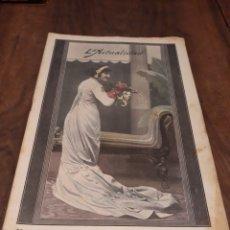 Coleccionismo de Revistas y Periódicos: REVISTA LA ACTUALIDAD. Lote 186330473