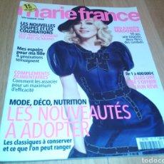 Coleccionismo de Revistas y Periódicos: REVISTA MODA MARIE CLAIRE FRANCIA MADONNA 2008. Lote 186461677