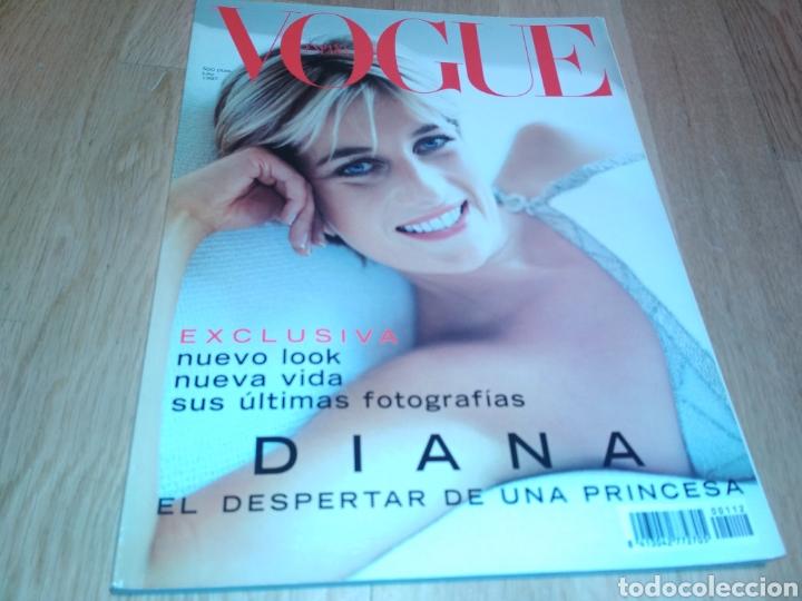 REVISTA VOGUE 112. JULIO 1997. DIANA DE GALES LADY DI (Coleccionismo - Revistas y Periódicos Modernos (a partir de 1.940) - Otros)