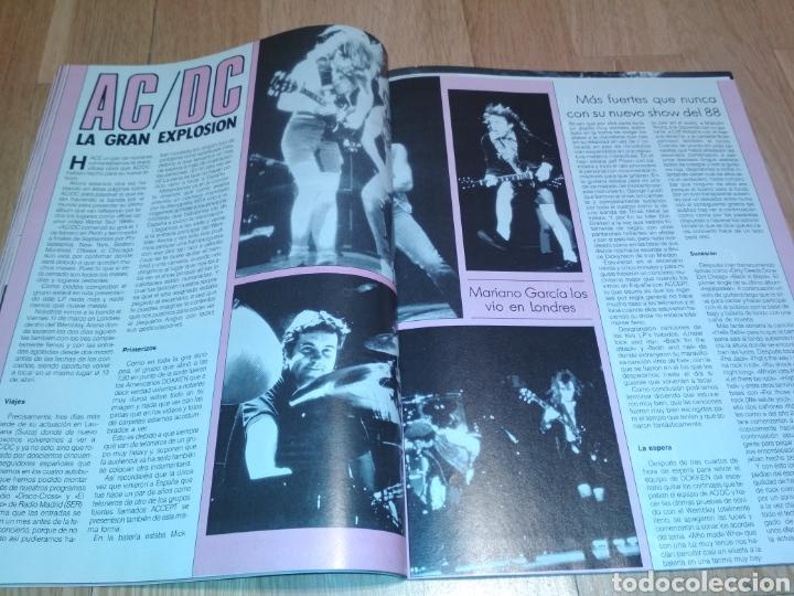 Coleccionismo de Revistas y Periódicos: El gran musical 290. Tina Turner, Sara Montielr, Vicky Larraz, ACDC, Sade, Loquillo, Tino Casal - Foto 4 - 186462146