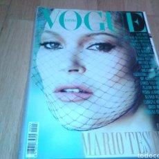 Coleccionismo de Revistas y Periódicos: VOGUE ESPAÑA 297 KATE MOSS 2012. 450 PÁGINAS DE MODA!. Lote 186462181
