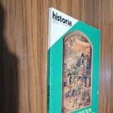 Coleccionismo de Revistas y Periódicos: HISTORIA 16. LA INQUISICIÓN. ESPECIAL 10 ANIVERSARIO. RÚSTICA. BUEN ESTADO. DESCATALOGADO. Lote 186463113