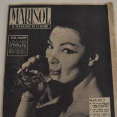 Coleccionismo de Revistas y Periódicos: MARISOL EL SEMANARIO DE LA MUJER Nº 432 - AÑO 1962 - ANTONIO EL INTERNACIONAL COREOGRAFO. Lote 186718492