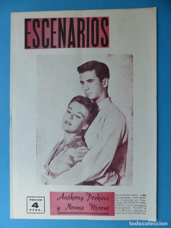 Coleccionismo de Revistas y Periódicos: ESCENARIOS, TOROS, TEATRO Y CINE, 10 ANTIGUAS REVISTAS, AÑO 1964 - VER FOTOS ADICIONALES - Foto 11 - 187092772