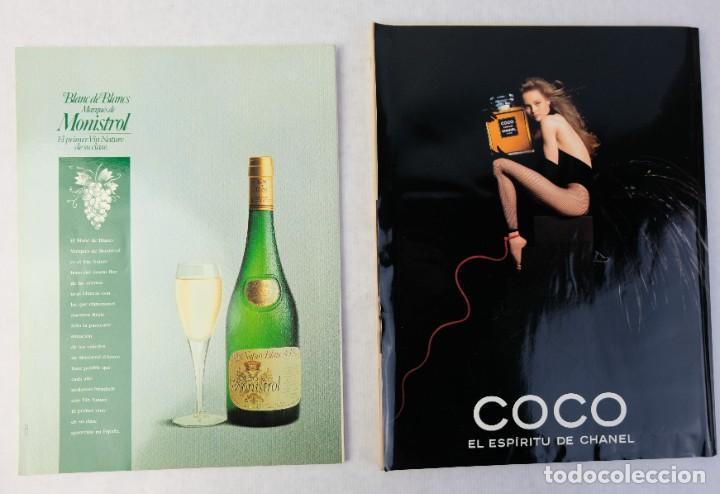Coleccionismo de Revistas y Periódicos: Lote 10 revistas números 1 del año 1991-Revista Mujer, Cine Total, Luna Llena, La Esfera, etc. - Foto 3 - 187113550